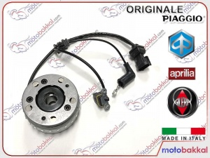 Piaggio FLY 125 ie 3V - Liberty 150 ie 3V - Vespa LX 125 ie 3V - Vespa LX 150 ie 3V -946 125 ie 3V- Siprint 125 ie 3V - Sprint 150 ie 3V S ABS - Primavera 150 ie 3V Manyeto Tabla / Tas Komple Set