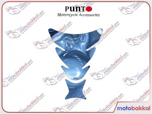 BLUE DESIGN TANK PAD(KPU-1006)