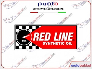 RED LİNE Punto Sticker Çıkartma