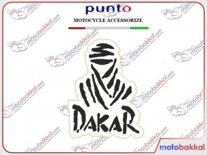 DAKAR STİCKER