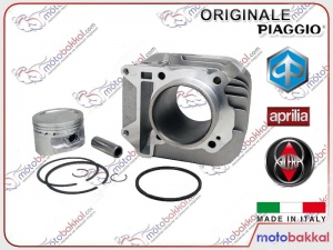 Piaggio FLY - Liberty - Skipper 150 - Vespa ET4 - LX - LX 150 ie Silindir Piston Komple