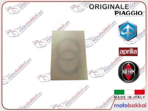 Gilera FXR 180 Runner Panel Amblem Sticker
