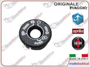 Aprilia SR MAX 300 - Gilera Nexus 250 - 300 - 500 Kontak ON OFF Plastiği