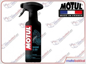 Motul E5 Shine&Go 400Ml. Cila
