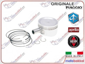 Piaggio - Vespa 150 ie 3V Piston Sekman Set