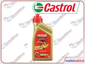 Castrol Power 1 Scooter 10W40 4T Full Sentetik 1Lt. Motor Yağı